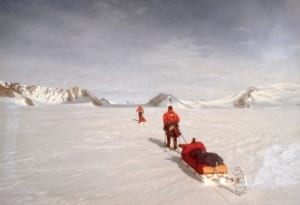 Robert Swan heading to the South Pole