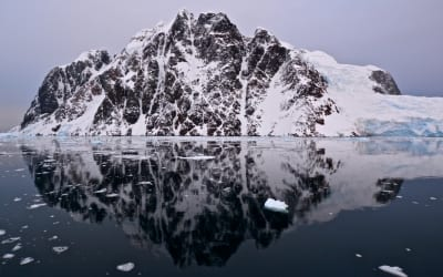 Antarctica Expedition Iceberg